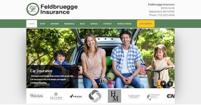 Feldbruegge New Website